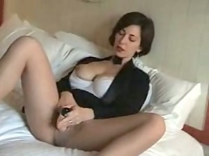 fun into the bed