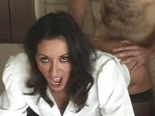 seductive desperate mature babe inside nylons