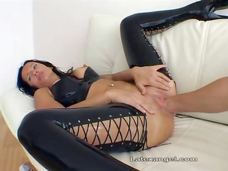 cougar hardcore fingering