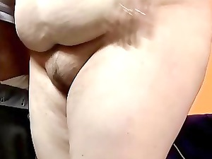 triple chubby grannies