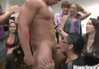 dancingcock glamorous milfs orgy