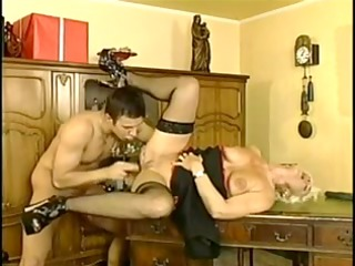 german mother id enjoy to drill threesome