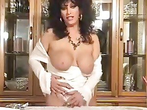 hot brunette mature smoking and pleasing