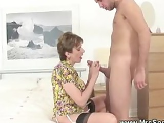 cuckold watches wife copulate