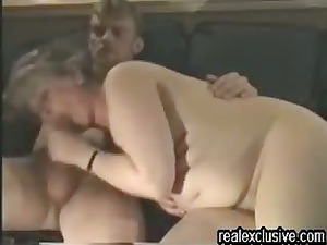fucking my bbw lady to a loud orgasm