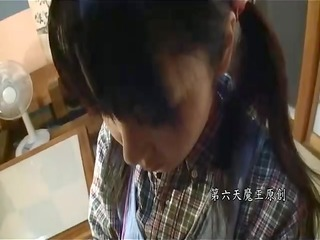 japanese grandad and youthful hotty  unc