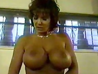 mature babe and boy
