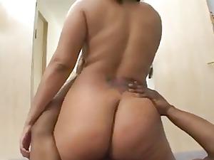 redbone takes her phat anal smashed!