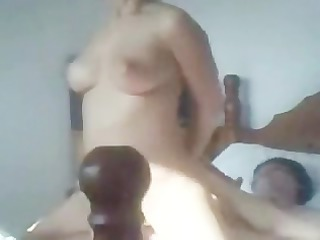 hot fuck tape: my ideal friends mom on his