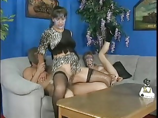 hot copulate with cougar and amateur