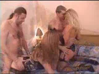 french cougar group fuck