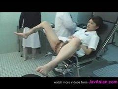 asians nurses cosplay japanese lady doctor banged
