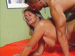 granny german mom waits her fresh lover...f70