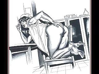 burglary turns inside porn bondage for hot mature
