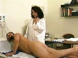 slutty lady doctor treatment