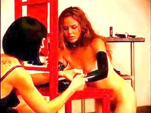 mommy spanks her daughters boyfriend