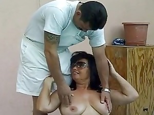 extremely impressive desperate old drilled by