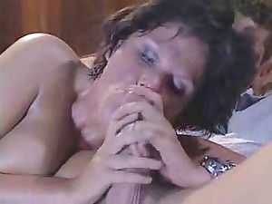 british older aunty gang-banging with amateur