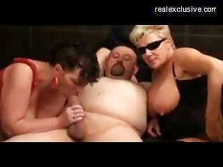 swingers gathering with cougar cumshots babes