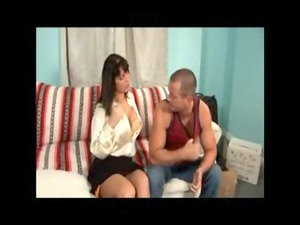 maya devine grown-up with young guy