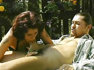 sexy grown-up gets fisted