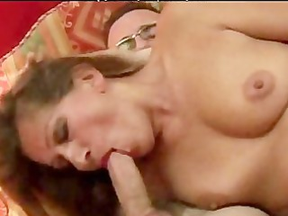 european lady and son2