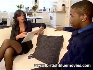 sarah beattie - american woman interracial bottom