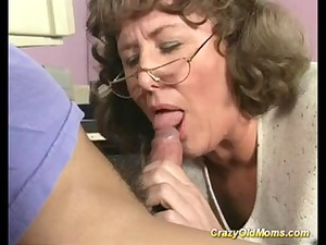 eager granny mommy gets unfathomable whore fuck