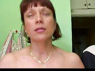 older russian horny chest