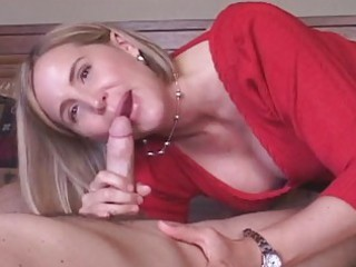 grownup wife obtains creampie