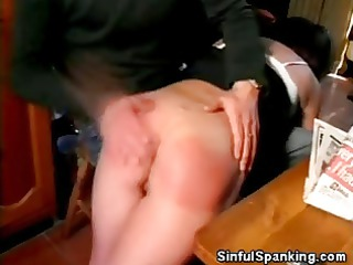 cougar sweetie spanked