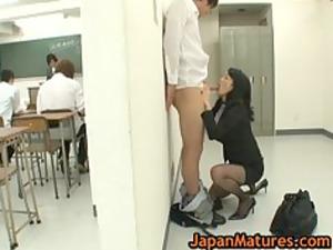 natsumi kitahara rimming some guy part1