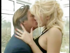 french blond milf assistant seduces the boss for