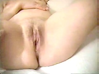 woman spends all day pushing dildo