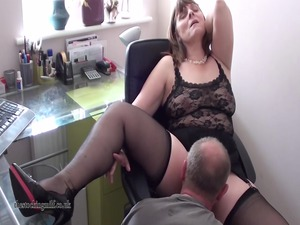 british mother id like to drill performs on cam