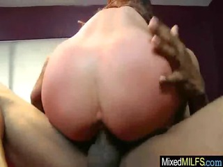 busty lady love to fuck difficult ebony cock