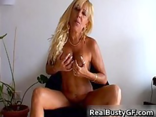 beautilicious bleached lady with suckable part1