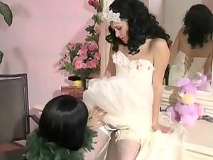 mother gang bang bride