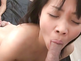sweet titty japanese honey hikaru momose and two