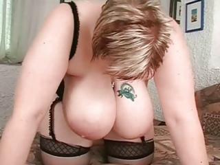 naughty chubby woman