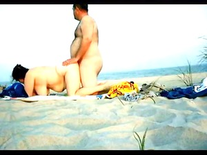 private doggy style porn on the shore