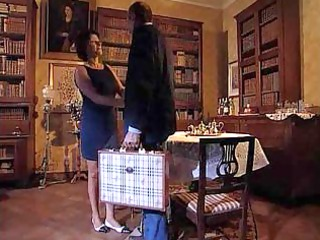 rich french milf gets drilled