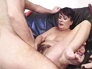 cougar and hirsute sperm angels