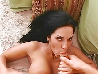 awesome milf pov facial