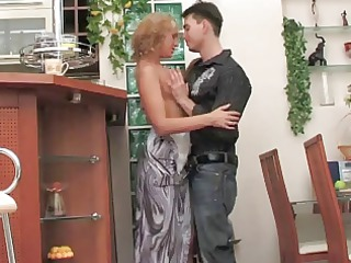 perfect russian mature with young male