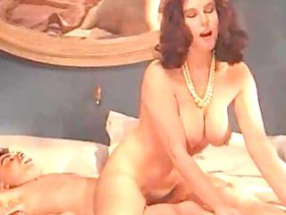 retro busty milf likes forbidden penis