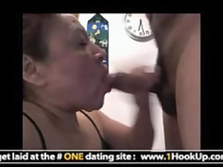 latin older  hookup takes her throat fucked